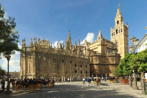 Севилья групповая экскурсия в Севилью Кафедральный собор