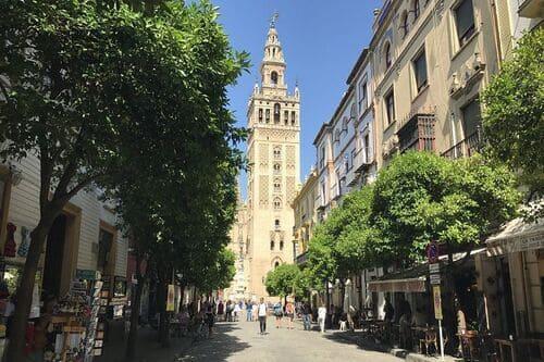Севилья индивидуальная экскурсия в Севилью