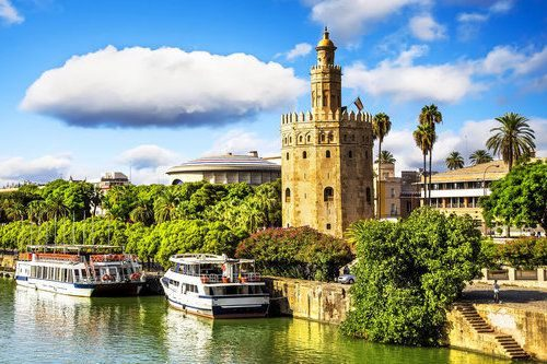 Групповая экскурсия в Севилью из Марбельи