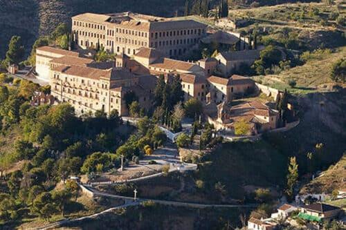 Гранада Аббатство Сакромонте