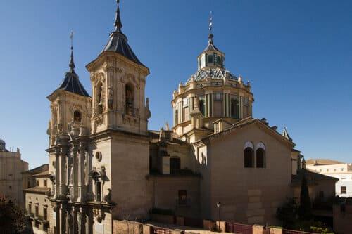 Базилика святого Иоанна Божьего Гранада достопримечательности Гранады