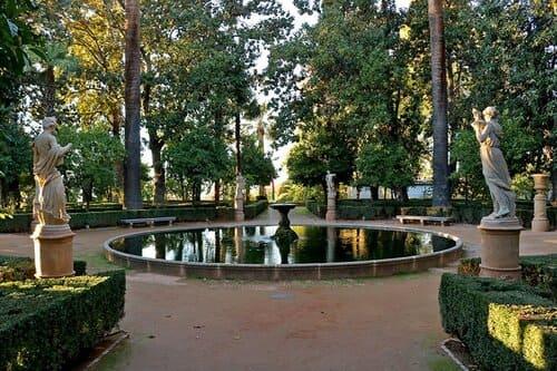 Экскурсии Гранада Сады Кармен де лос Мартирес