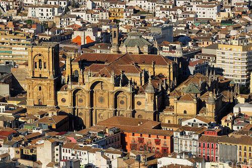 Кафедральный собор Гранада
