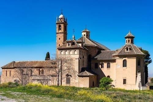 Монастырь Ла Картуха Гранада достопримечательности Гранады