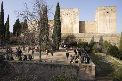 Альгамбра экскурсия по Альгамбре Гранада