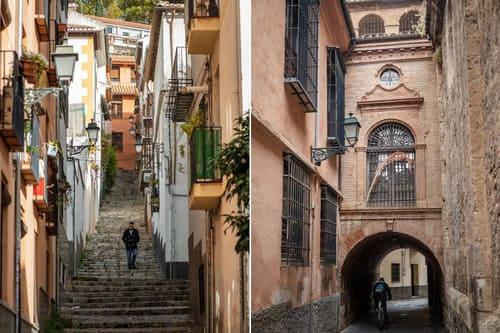 Экскурсии Гранада еврейский квартал Реалехо