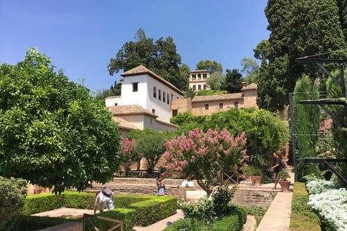 Экскурсия по Гранаде Альгамбре Хенералифе