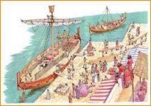 Первые финикийские колонии