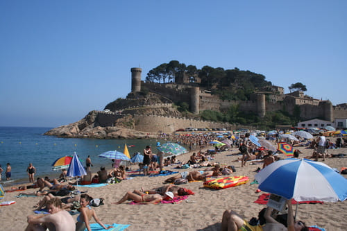 Отдых в Испании на Коста Брава лето