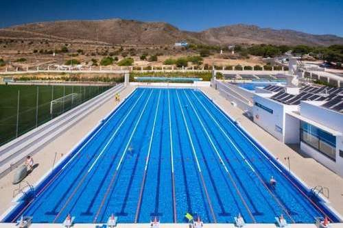 Спортивные сборы по плаванию