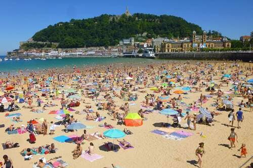 Погода на Коста Басков летом