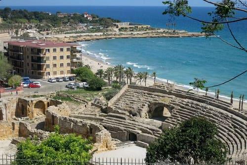Погода Коста Дорада курортное побережье Испании