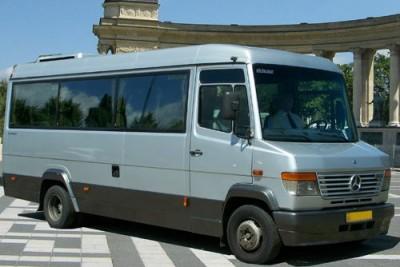 Трансфер для групп туристов из аэропорта Малаги до Торремолиноса