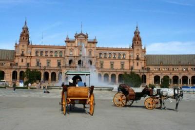 Экскурсия в Севилью из Бенальмадены