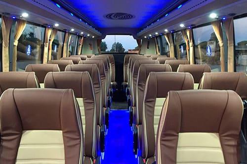 Трансфер аэропорт Малага Марбелья автобус до 55 человек
