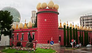 Экскурсионный тур в Испанию Барселона Мадрид Валенсия