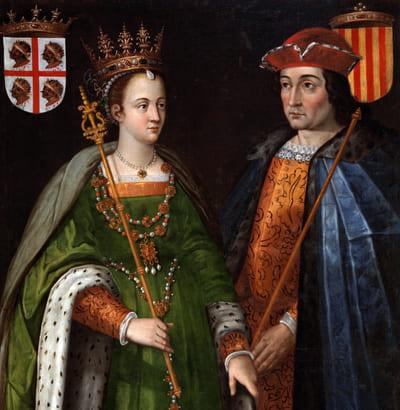 граф Барселоны Рамон Беренгер IV и Петронилла Арагонская