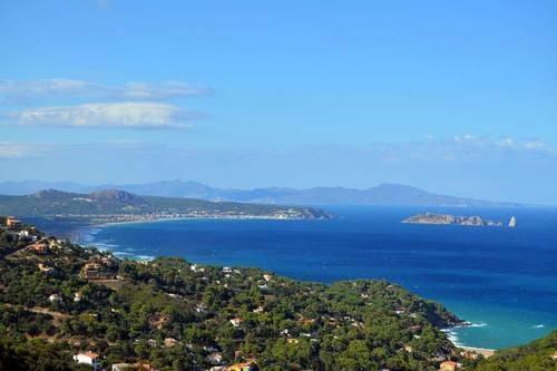 Курортное побережье Испании Коста Брава