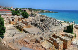 Каталония в составе Римской империи