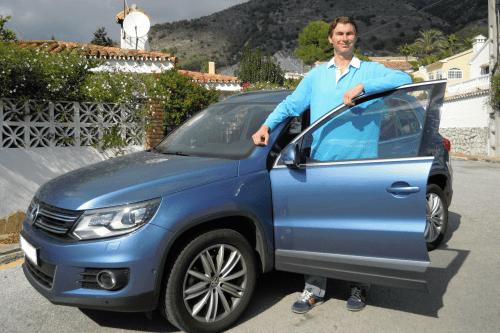 Русский гид водитель в Испании Максим Шебуров