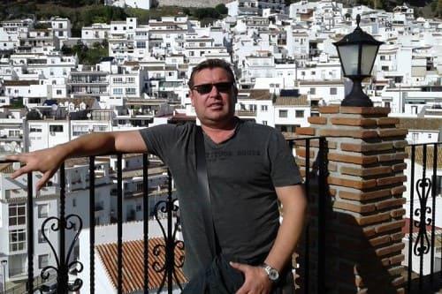 Русский гид по Андалусии Алексей Головин