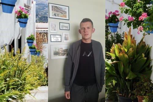 Русский гид в Андалусии Вячеслав Храмцов