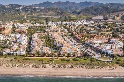 Аренда квартиры в Марбелье в Лос Монтерос