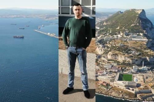Русский гид в Гибралтаре Сергей Сухачев