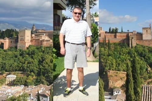 Русский гид в Гранаде Андрей Кардаш