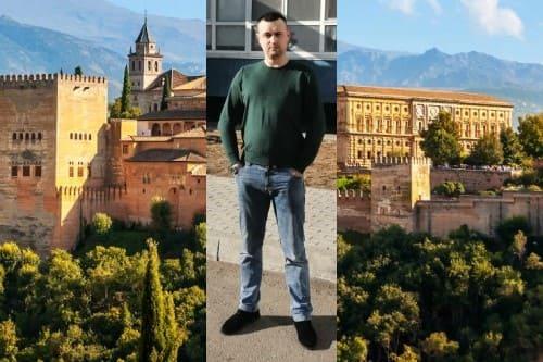 Русский гид в Гранаде Сергей Сухачев