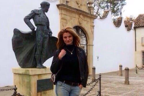 Русский гид по Андалусии Любовь Воронина
