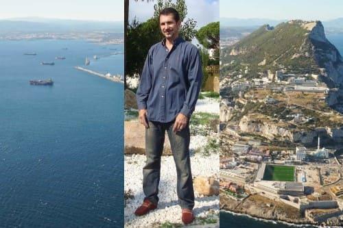 Русский гид в Гибралтаре Игорь Барышев