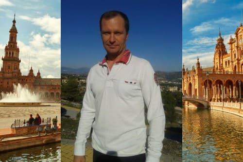 Индивидуальный гид в Испании Альберт Гальцев