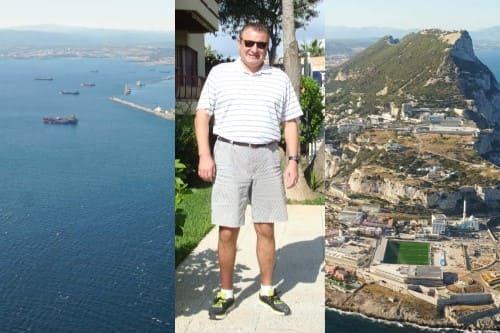 Русский гид в Гибралтаре Андрей Кардаш