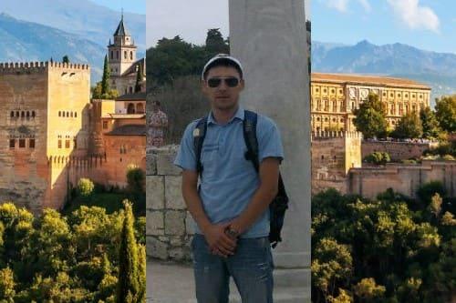 Русский гид в Гранаде Игорь Одинцов