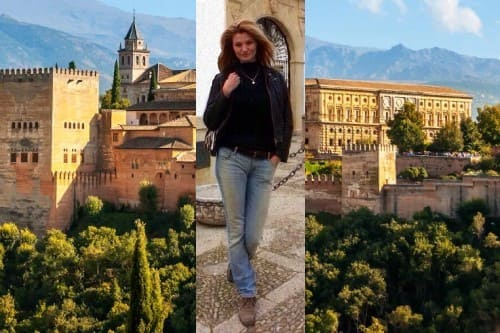 Русский гид в Гранаде Любовь Воронина