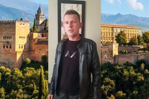 Русский гид в Гранаде Вячеслав Храмцов
