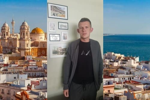 Русский гид в Кадисе Вячеслав Храмцов