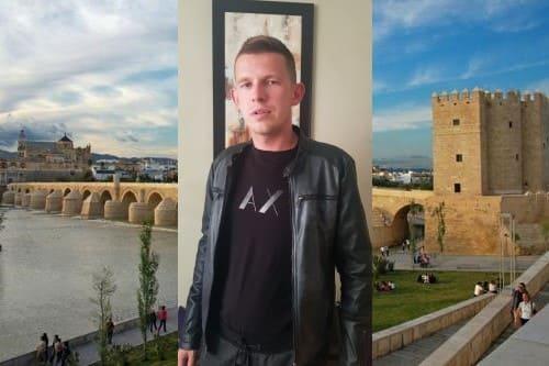 Русский гид в Кордобе Вячеслав Храмцов