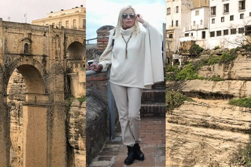 Русский гид в Ронде Марина Храмцова