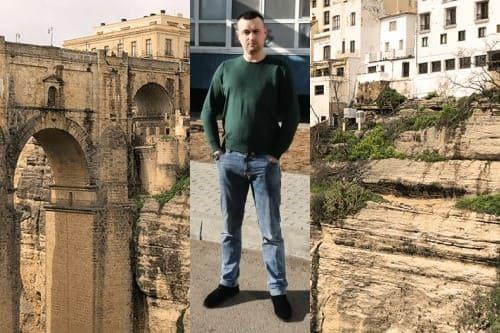 Русский гид в Ронде Сергей Сухачев