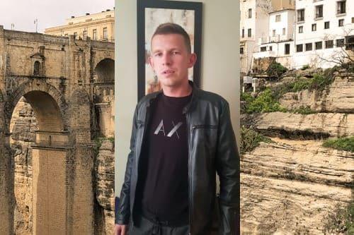 Русский гид в Ронде Вячеслав Храмцов