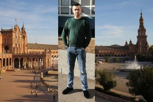 Русский гид по Севилье Сергей Сухачев