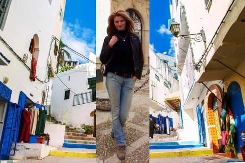 Русский гид в Танжере (Марокко) Любовь Воронина