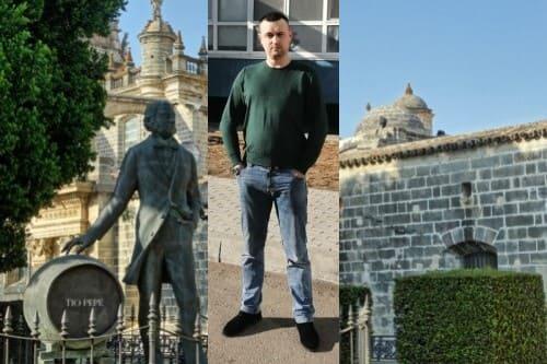 Русский гид в Хересе Сергей Сухачев