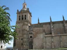Сокафедральный собор Касереса