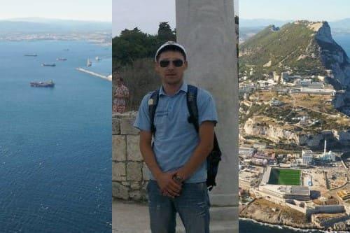Русский гид в Гибралтаре Игорь Одинцов