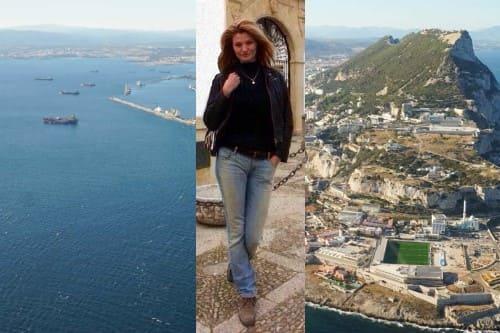 Русский гид в Гибралтаре Любовь Воронина