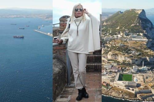 Русский гид в Гибралтаре Марина Храмцова