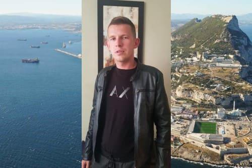 Русский гид в Гибралтаре Вячеслав Храмцов
